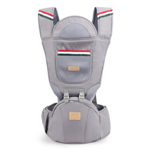 Baby Kids Hip Seat Carrier Waist Stool Walkers Infant Sling Hold Pouch Wrap Backpack seat Belts