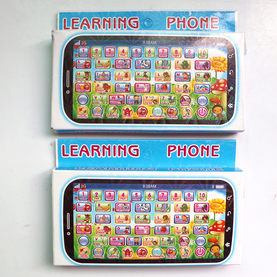 Touch Screen Smart Phone Yphone Simulation Music Phone 1-3 Years Old Baby Puzzle Toys