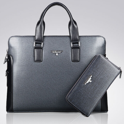 Online Buy Wholesale men leather business work briefcase from ...