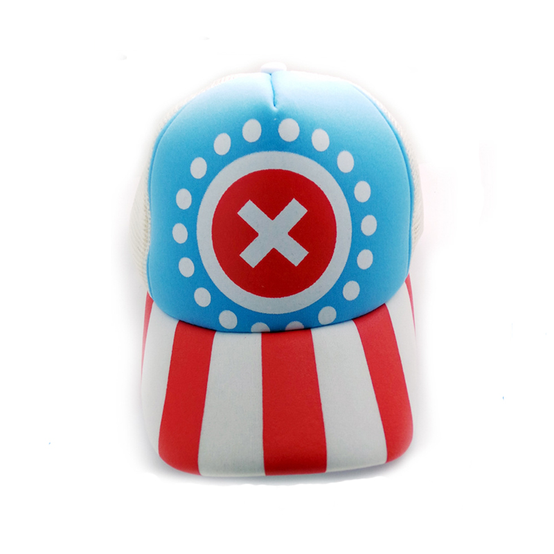 Collection Here Anime One Piece Monkey D Luffy Cotton Printing Sun Hat Luminous Hat Baseball Cap Unisex Accessories Cosplay Hip-hop Fashion Novelty & Special Use Kids Costumes & Accessories
