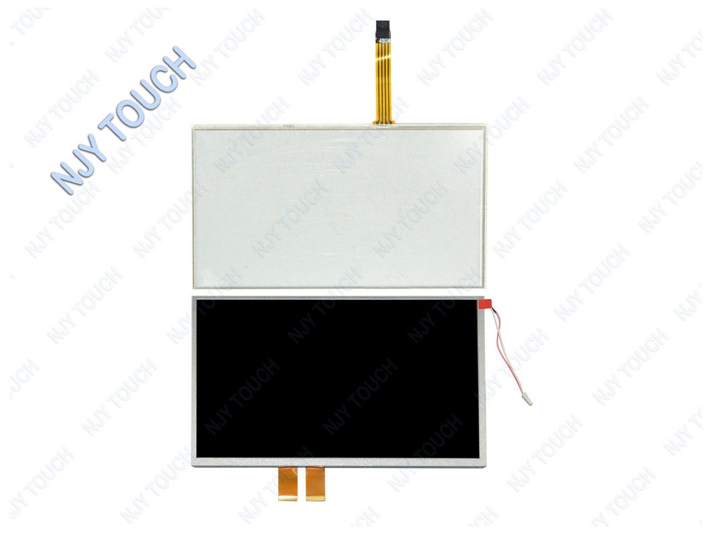 """10,2 """"tft Innolux At102tn03 V9 800x480 Led-hintergrundbeleuchtung Display Mit Touch Screen Panel"""