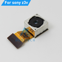 Original Rear Main Camera For Sony Z3 Verizon D6708 Big Camera Flex Cable Back Camera Replacement