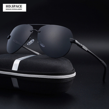HD.space mens designer sunglasse polarized sun glasses for men glasses 2017 lunette de soleil femme sunglasses men gafas de sol