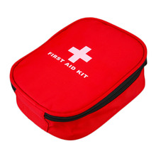 First Aid Bag Outdoor Sports Camping Home Medical Emergency Survival First Aid Kit Bag Rescue Medical Tools free shipping