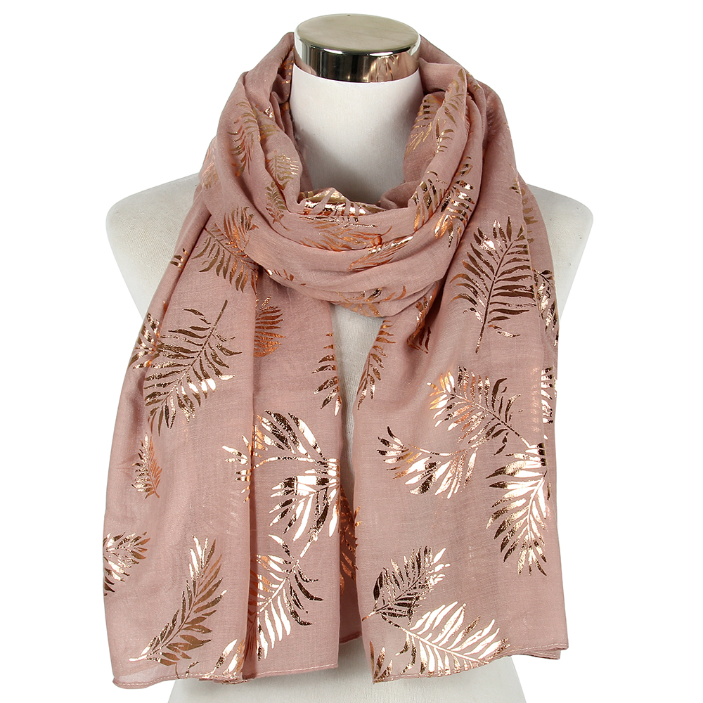2019 Fashion White Yellow Spring Summer Long Feather Print Scarves Women Ladies Polyester Shawl Scarf Bufanda Mujer
