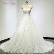LCELAND POPPY Stunning A-line Wedding Dresses Sleeveless