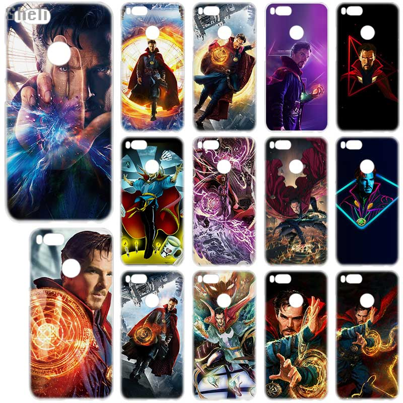 Cellphones & Telecommunications Have An Inquiring Mind Sheli Dr Doctor Strange Anime Hard Phone Case For Xiaomi 5x A1 Redmi Note 4x 5a 5 Pro Redmi 4a 4x 5a 5plus 6a 6pro 9 8 Note7 Modern And Elegant In Fashion