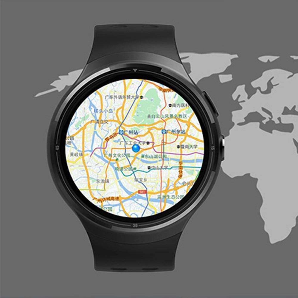 HIPERDEAL montres Mi Band 2 Fitness Bracelet horloge montre Andrews 5.1 pur écran rond fréquence cardiaque WiFi Bluetooth GPS appel