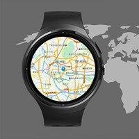 Hiperdeal Часы mi Группа 2 Фитнес браслет часы Эндрюс 5.1 чисто круглый Экран сердечного ритма Wi Fi Bluetooth GPS вызова