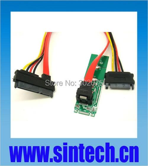 NGFF B+M KEY SATA Socket adapter converter card Sintech SATA SSD//HDD to M.2