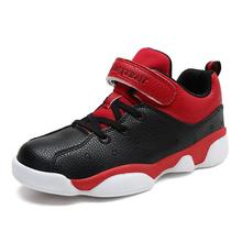 SKHEK Spring Kids Sneakers Children Shoes Breathable Boys Casual Shoes Girls Trainer PU Leather Sport Shoe For Boys Running Shoe hobibear new spring kids boys sneaker shoes for girls genuine leather sneakers girls children shoe breathable school casual shoe