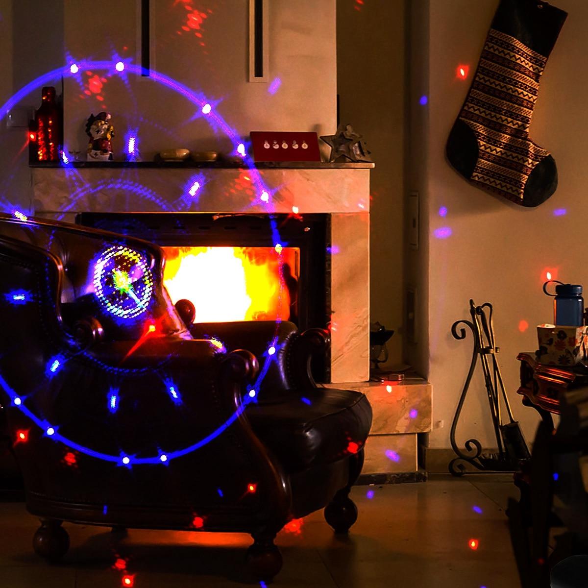 цены на QQ Egg Shape Red & Green Red & Blue Galaxy Laser Shower Laser Light Projector Holiday Twinkling Star Lights Garden Decoration T2 в интернет-магазинах