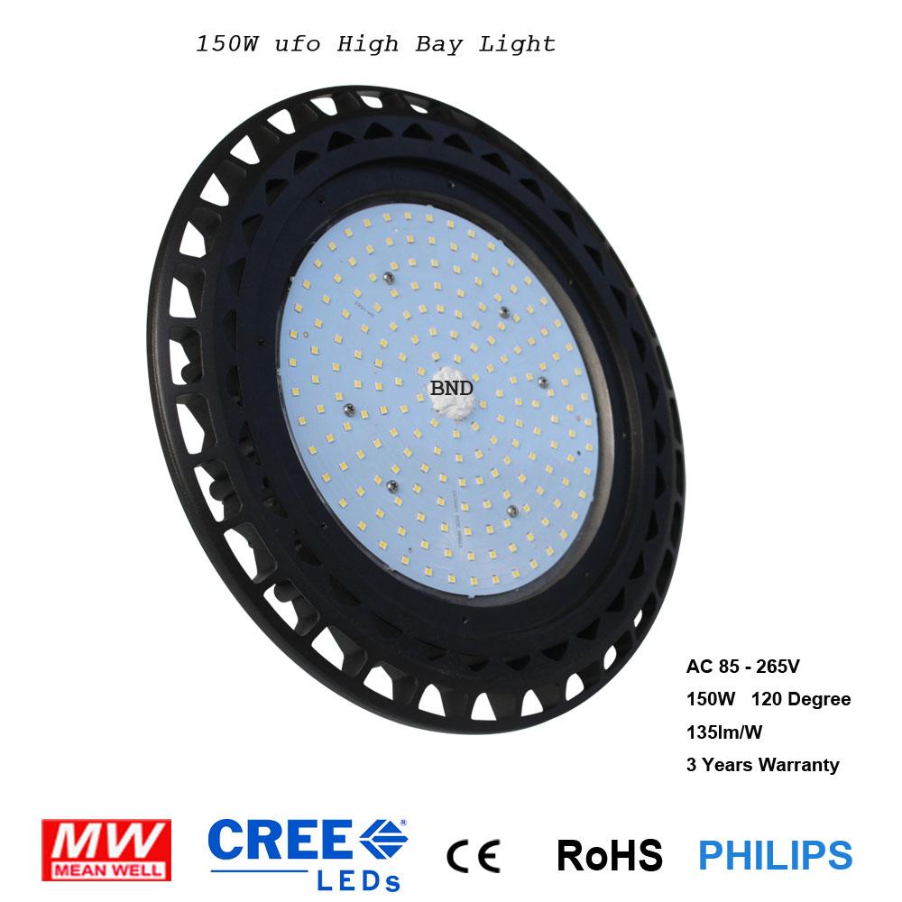 150W UFO led high bay light on sale   high brightness 20 PCS 1 LOT