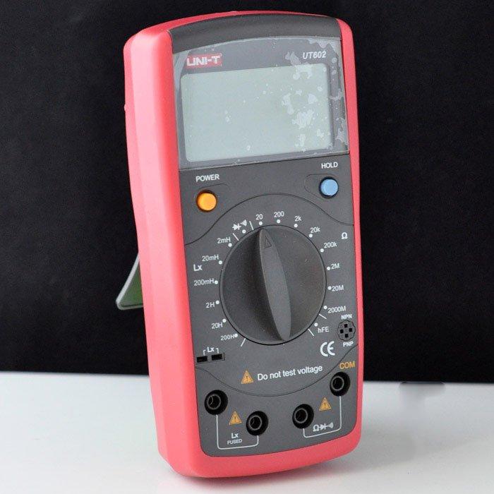 Brand New UT602 Meter Inductance Capacitance Multimeter brand new