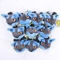 Monster Mudkip Lucario Мини Плюшевые Подвесные Игрушки Мягкие Чучела Животных Куклы 10 шт./лот