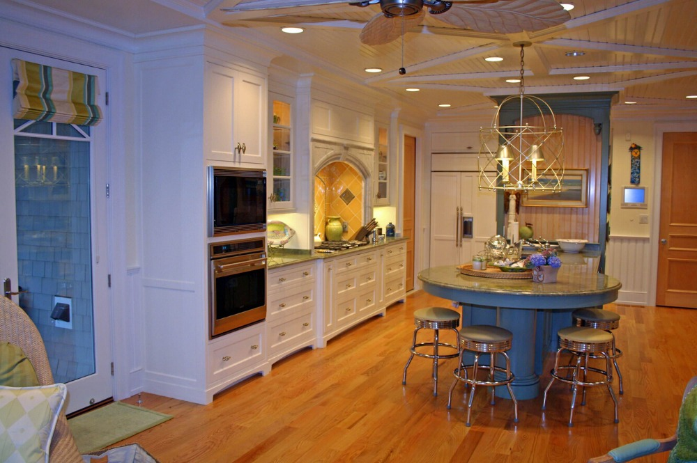 2017 solid wood kitchen cabinets discount customized made traditional  wooden cabinets with island cabinet S1606160( - Compare Prices On Island Cabinets- Online Shopping/Buy Low Price