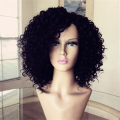 brazilian virgin curly human hair bob wig unprocessed short human hair wigs for black women cheap glueless full lace wigs