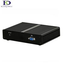 Micro desktop PC Intel J1900 Quad Core Mini PC RAM+MSATA SSD 4 LAN Firewall Multi-function Router TV Box