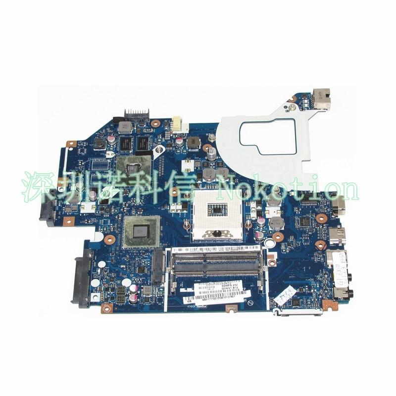 NOKOTION Pour Acer aspire V3-571G V3-571G Ordinateur Portable Carte Mère NBY1711001 NB. Y1711.001 Q5WVH LA-7912P HM77 DDR3 GT620M 1 GB GPU