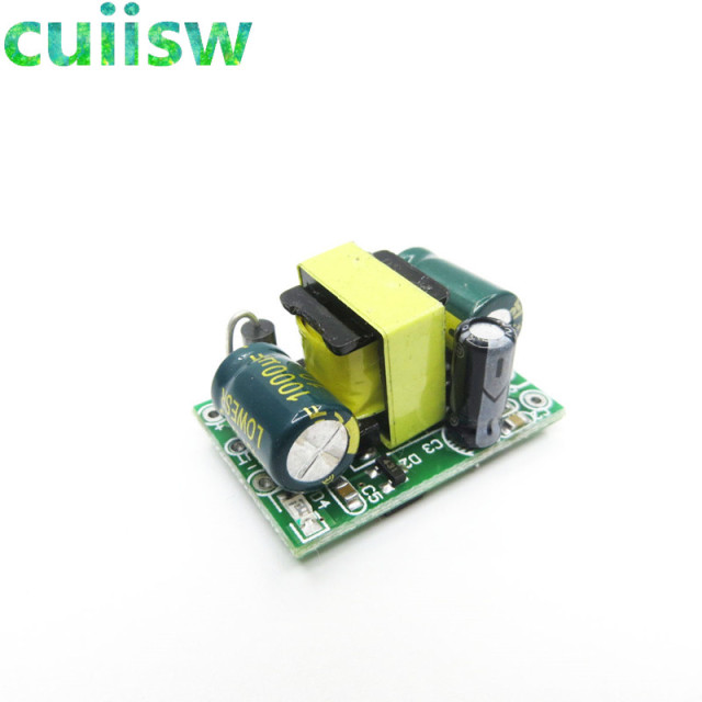 1PCS AC-DC 5V 700mA 3.5W Precision Buck Converter AC 220v to 5v DC step down Transformer power supply module for arduino
