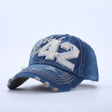New casual baseball cap cowboy letter 45 snapback hats cap golf hats hip hop fitted cheap polo hats for men women