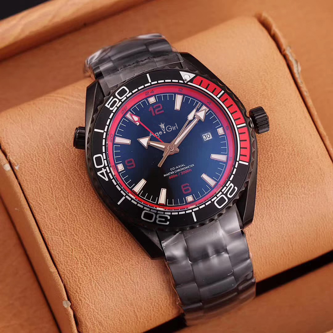 Luxury Brand Men Automatic Mechanical GMT Waterproof Blue Red Black Rose Gold Professional Stainless Steel Sapphire Watches AAA+Luxury Brand Men Automatic Mechanical GMT Waterproof Blue Red Black Rose Gold Professional Stainless Steel Sapphire Watches AAA+