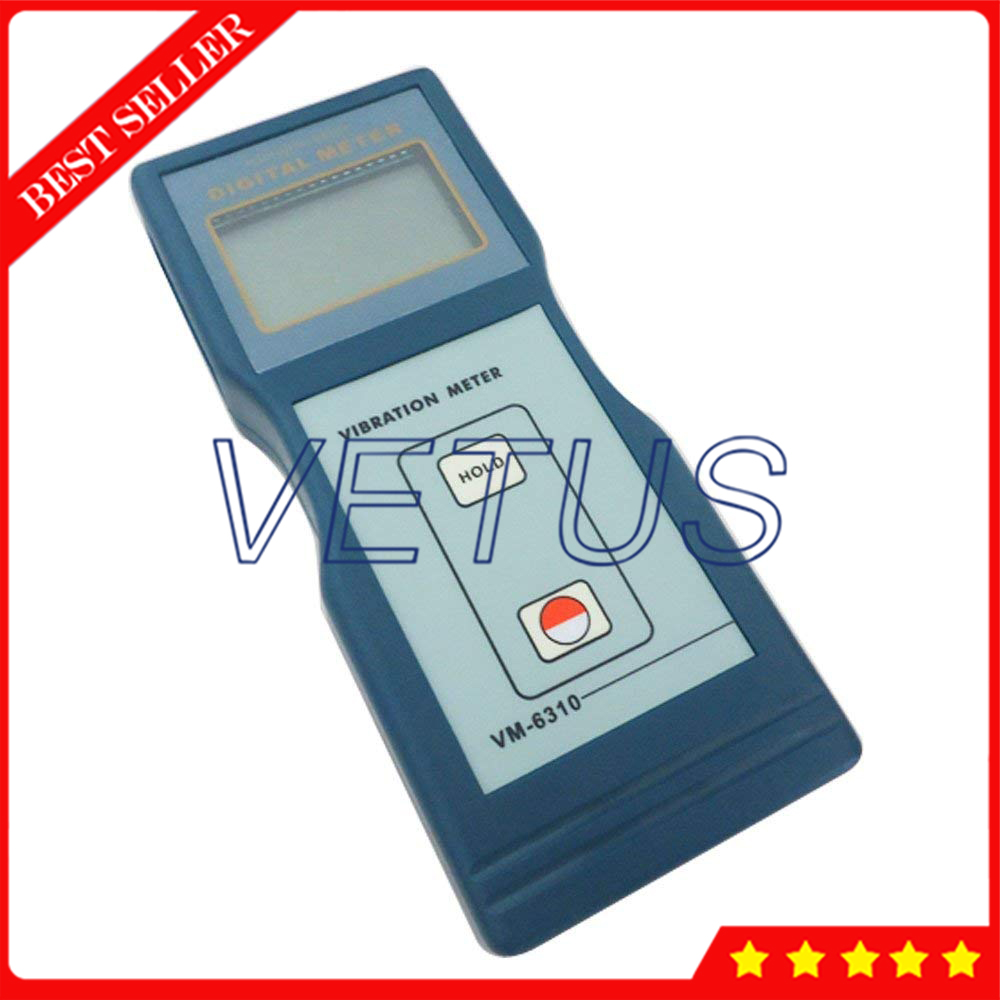 VM6310 Digital Vibration meter with vibration measuring instrument with Velocity 0.01 to 199.9mm/s-in Vibration Meters from Tools    2
