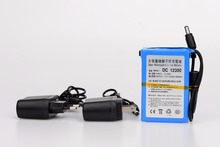 MasterFire High Quality DC 12V 3000mAh Lithium-ion Super Rechargeable Battery Pack For CCTV Camera Batteries 12300