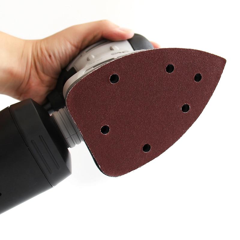 230w mini elektrische schuurmachine houtbewerking voor het polijsten - Elektrisch gereedschap - Foto 3