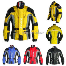 Removable Insulation liner motorcycle DUHAN D023 Jackets , men MOTO 1680D Nylon motocross Breathable Waterproof clothing