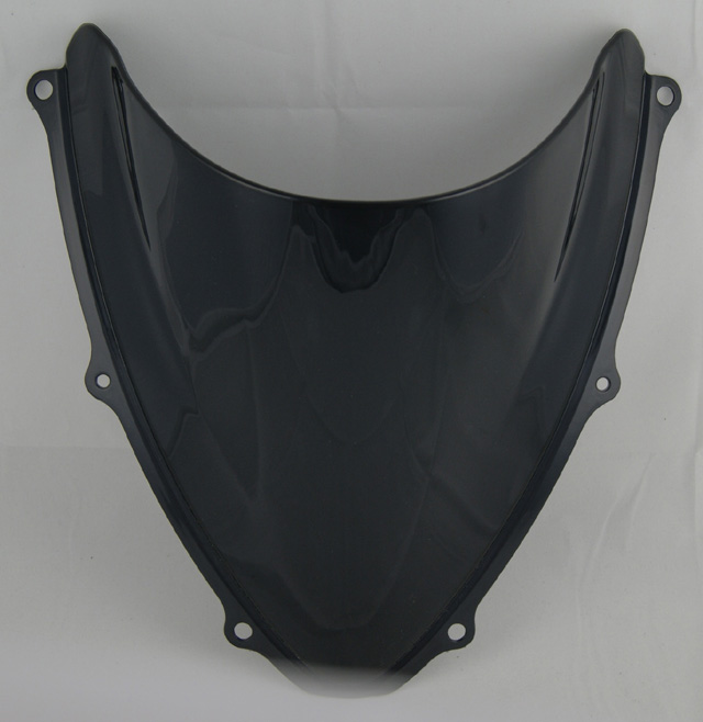 Motorcycle Double Bubble Windscreen Windshield Shield Screen For SUZUKI GSXR600 GSXR750 GSXR 600 750 K6 2006
