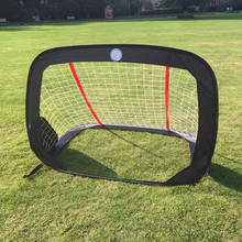 Kid outdoor toy Folding football goal net sets of childrens sports indoor and games toys soccer gift