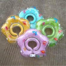 Inflatables Infants And Young Children The Collar Axillary Swimming Circle 0-12 Months Three Bells Pvc Summer Beach Play Gifts
