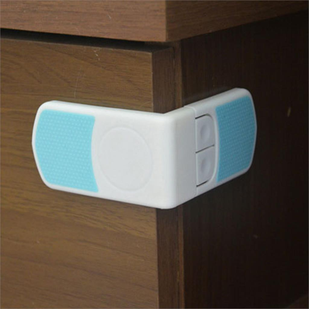 Cabinet Drawer Cupboard Refrigerator Toilet Door Closet Plastic Lock Baby Safety Locks Care Child Safety