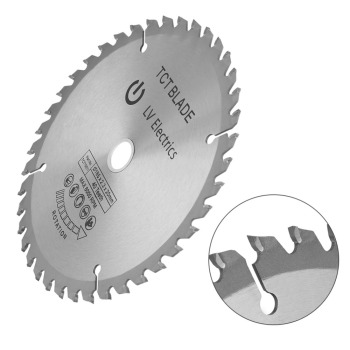 цена на 165mm x 20mm 40 Teeth Saw Cutting Blade Diamond Circular Cut Saw Wood working Rotary Tool Cutting Disc