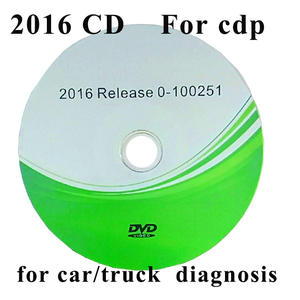 2019 vd ds150e cdp 2016.0 R0 with keygen cd dvd support 2016 models cars trucks vci