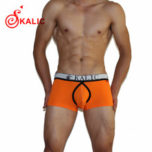 2015 New Brand KALIC Cotton Mens Underwear Boxers Brand Mens Boxer Shorts Man Underwear Sexy Boxer Short Sexy Underwear Clothing потребительские товары brand new 2015 c776x