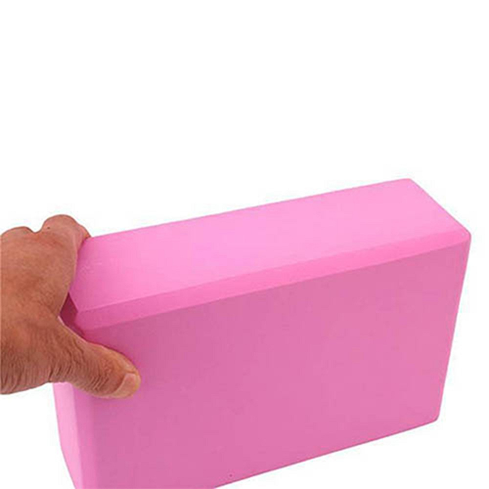 Yoga Block Foam Brick Stretching Aid Gym Pilates for Exercise Fitness Sport Body Training Yoga Brick ковш gipfel ultra 2652