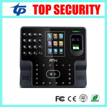 SSR stanalone face time attendance with fingerprint reader U disk download the report directly TCP/IP time clock free software