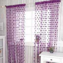 Curtain Decor Divider Window