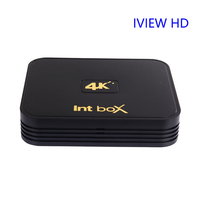 Intbox I7s Amlogic S912 Android 6 0 Europe IPTV Box With 1Y IVIEW HD Package Watch