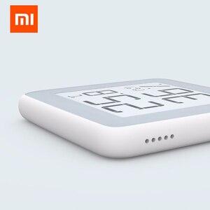 Image 3 - Xiaomi MiaoMiaoCe E Link Schermo INCHIOSTRO Digitale di Umidità del Tester Schermo LCD Ad alta Precisione di Temperatura del Termometro del Sensore di Umidità