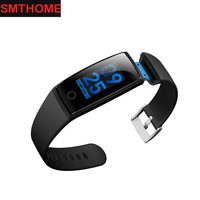 V10 Smart Wristband 0 96 IPS Color Bracelet 24 Hours Automatic Blood Pressure Heart Rate Monitoring