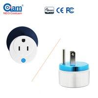 NEO COOLCAM NAS WR02ZU Home Automation Z Wave Sensor Smart Home US Power Plug Outlet Adapter