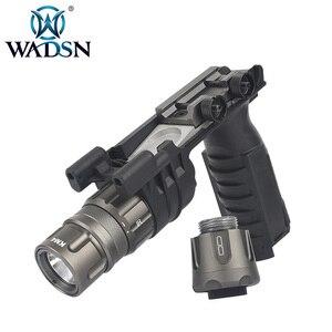 Image 1 - WADSN surefir TACTICAL weapon flashlight rifle light  M900V VERTICAL FOREGRIP WEAPONLIGHT  WEX451