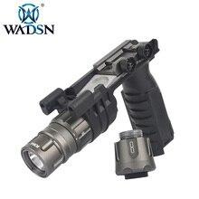 WADSN surefir arma TATTICA torcia elettrica rifle light M900V VERTICALE IMPUGNATURA WEAPONLIGHT WEX451