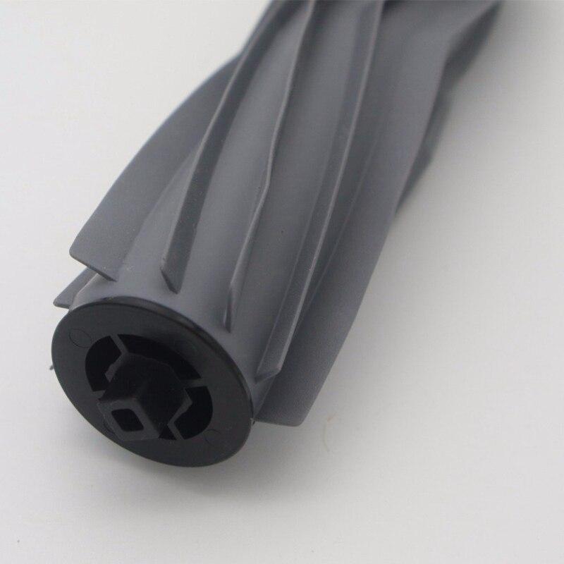 2Pcs Original Roller Main Brush Bristle For Chuwi Ilife A6 A7 A8 X620 X623 Robot Vacuum Cleaner Parts Hair Brush Replacement in Vacuum Cleaner Parts from Home Appliances