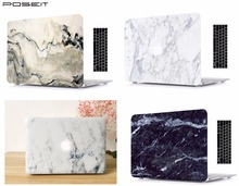 Marble Laptop Protective Hard Sleeve Shell Case Keyboard Cover Skin Set For 11 12 13 15Apple Macbook Air Pro Retina Touch Bar D high qualtiy crystal clear hard protective shell skin case cover for nintendo 3ds xl ll new