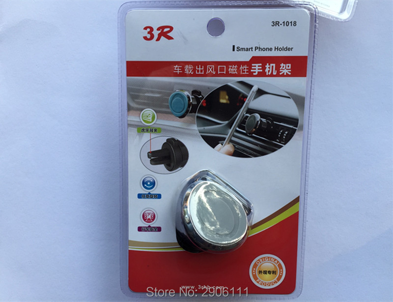 360 Degree Car Holder Magnetic Phone Holder For Cadillac srx cts ats escalade sts dts bls Car Holder Stand accessories