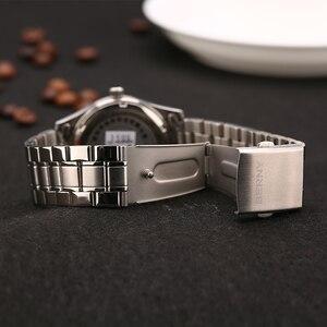 Image 4 - Berny 남자 시계 쿼츠 패션 최고 럭셔리 브랜드 Relogio Saat Montre Horloge Masculino Erkek Hombre 일본 운동 2191M
